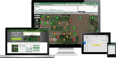 MyTraps Integrated Pest Management scouting applications are accessible on iOS, Android, and the Web